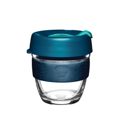 best reusable coffee cup from the Keepcup brew range in small with 227ml perfect for a small latte