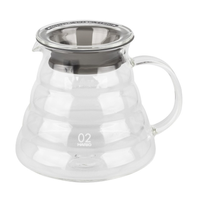Hario V60 Range Server - 600ml in Glass