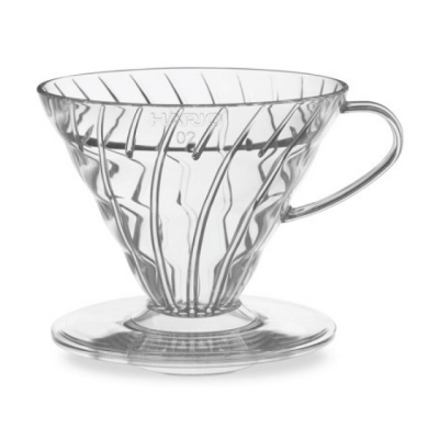 hario v60 dripper 02 for brewing at home or in the office