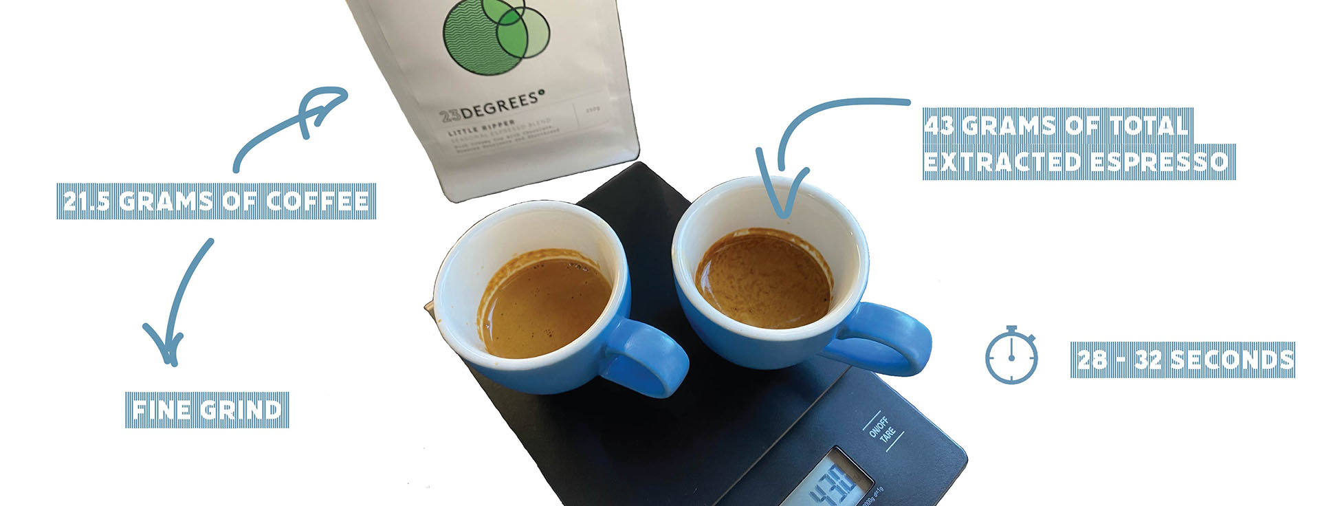 how to make an espresso at home